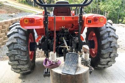 Tractor Wheel Spacers Hub Extensions, Kubota, John Deere